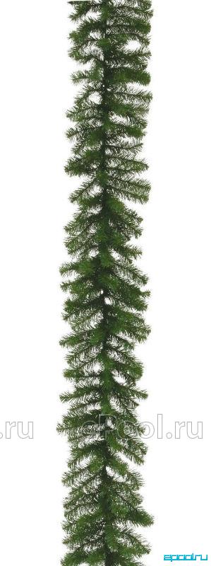 Хвойный декор Triumph Tree Женева 180x33cm Заснеженная